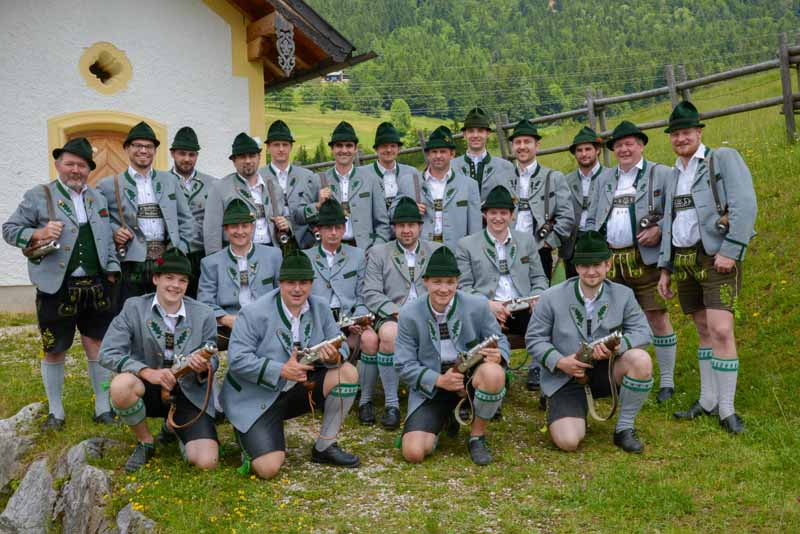 Böllerschützen 2014