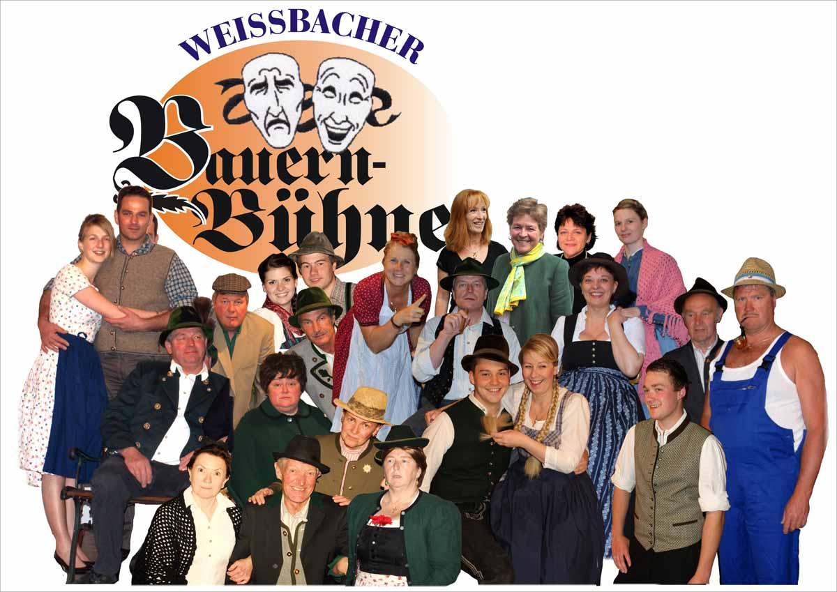 Weißbacher Bauernbühne