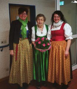 85. Geburtstag Marianne Maier